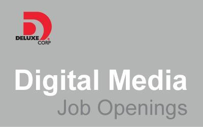 Deluxe Corp Digital Interactive Media Job Openings